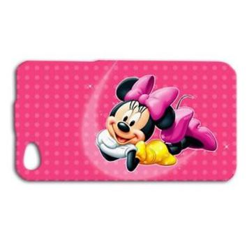 Pink Minnie Mouse Disney Moon Cute Phone Case iPhone Cover Girly Girl Fun Cool