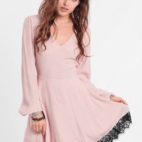 Shimmy Dress By Lovers + Friends