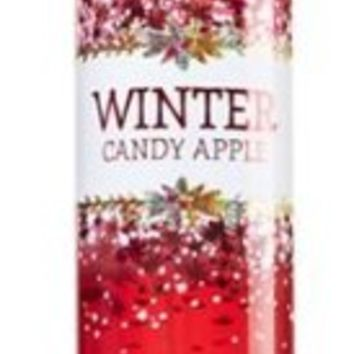 Bath & Body Works Fine Fragrance Mist Winter Candy Apple 2014 Design