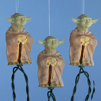 Star Wars Novelty Christmas Lights - Official Licensing