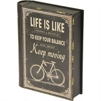 Life is Like Book Box