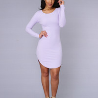 Kari Dress - Lavender