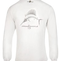 Men's Sailfish X-Ray L/S UV Fishing T-Shirt