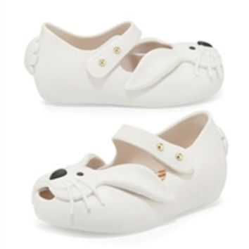 Mini Melissa Ultragirl Bunny White