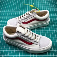 18SS Vans Vault OG Style 36 LX Marshmallow GD Sneakers - Best Online Sale
