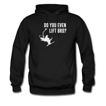 Bro, Do You Even Ski Lift hoodie sweatshirt tshirt