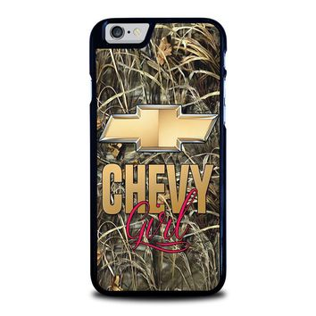 CAMO CHEVY GIRL iPhone 6 / 6S Case Cover