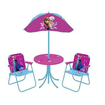 Disney's Frozen Anna & Elsa Patio Set