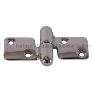 Whitecap Take-Apart Hinge Left (Non-Locking) - 316 Stainless Steel - 3-5/8 x 1-1/2