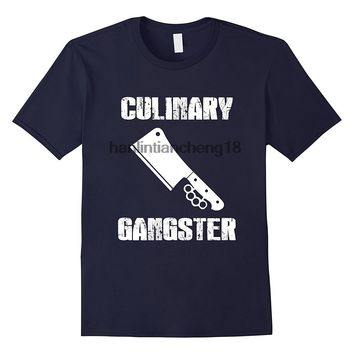 Culinary Gangster - Men's Tee - Chef's T-Shirt