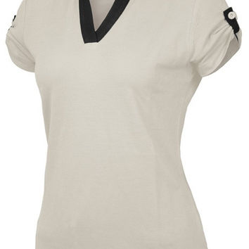 NZ Ladies Polo T Shirt