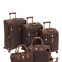 London Fog® Chelsea Lite 360 Degree Luggage Collection - Bel