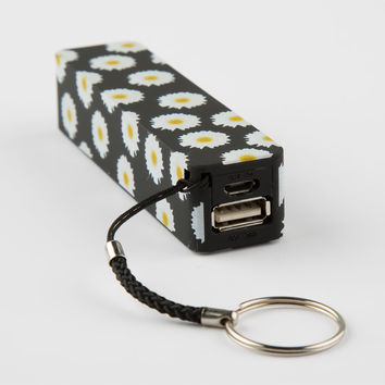 AUDIOLOGY Daisy Portable Phone Charger 254298149 | Gifts Under $25