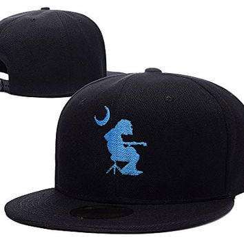 YUDUODUO WSP Houser South Carolina Flag Adjustable Embroidery Snapback Hat Cap