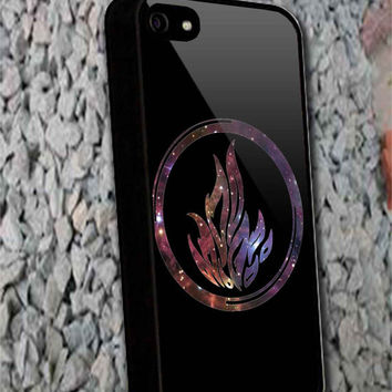 Divergent Dauntless The Brave  for iPhone 4/4S/5/5S/5C Case, Samsung Galaxy S3/S4/S5 Case, iPod Touch 4/5 Case