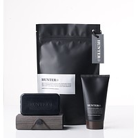 Hunter Lab The Cleansing Kit Skincare