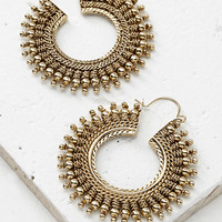 Rope Chain Hoop Earrings