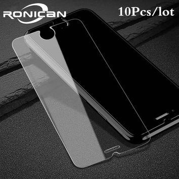 10 Pcs Tempered Glass for iPhone 9H 2.5D 0.3 mm Explosion Proof screen protector
