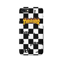 THRASHER Magazine Vans Checkerboard Phone case
