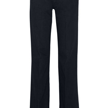 Victoria Beckham Denim - High-rise wide-leg jeans