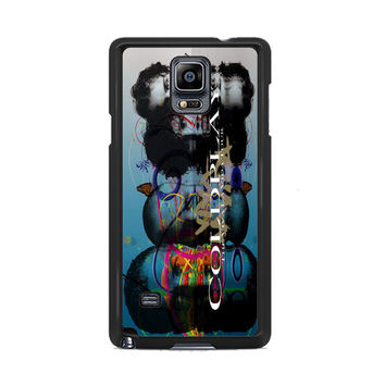 Coldplay VivaLaVida Tour Cover Samsung Galaxy Note 3 | 4 Cover Cases