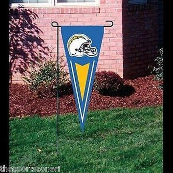 San Diego Chargers Indoor/Outdoor Pennant
