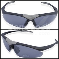 Men's Outdoor Sports Golf Cycle Sunglasses Black Frame Free Shipping!  - US$6.69
