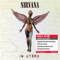 Nirvana - In Utero 20th Anniversary - Only at Target