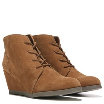 Madden Girl Domain Wedge Bootie Chestnut