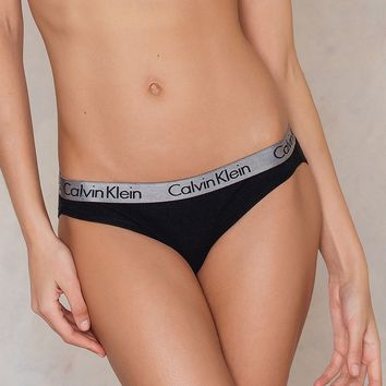 """Calvin Klein"" Women's Cotton Triangle"