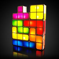 Tetris Light at Firebox.com