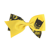DC Comics Batman Logos Large Cheer Bow
