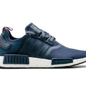 PEAP9IW adidas NMD R1 Women Navy S76011