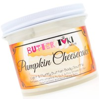 PUMPKIN CHEESECAKE Body Butter Soufflé 4oz - Fall Collection 2018