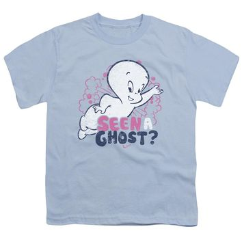 Casper - Seen A Ghost Short Sleeve Youth 18/1