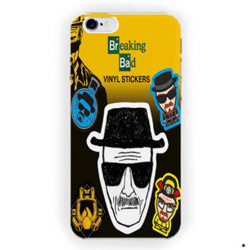 Breaking Bad Quote Poster Vintage For iPhone 6 / 6 Plus Case