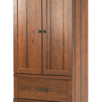 Child Craft Redmond Armoire Coach Cherry F02808.06