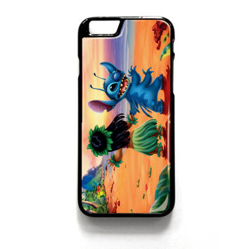 Lilo Stitch for iPhone 4 4S 5 5S 5C 6 6 Plus , iPod Touch 4 5  , Samsung Galaxy S3 S4 S5 Note 3 Note 4 , and HTC One X M7 M8 Case Cover