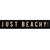 Rip Curl Just Beachy Sticker Black One Size For Women 26642810001