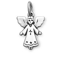 Adorned Angel Charm | James Avery