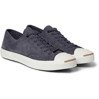 Converse - Jack Purcell Nubuck Sneakers | MR PORTER