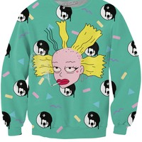 Bad Bitch Cynthia V2 Crewneck Sweatshirt