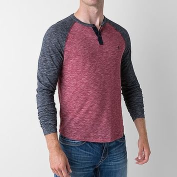 Penguin Heathered Henley
