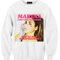 How To Be A Heart Breaker Sweatshirt | Yotta Kilo