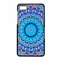 Flowers Sea Pattern BlackBerry Z10 Case