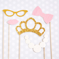 Shop Sweet Lulu - Fancy Glitter Photo Props Kit