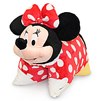 Minnie Mouse Plush Pillow