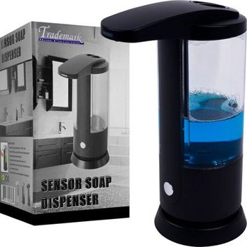 Trademark Home Touchless Automatic Liquid Soap Dispenser - Walmart.com