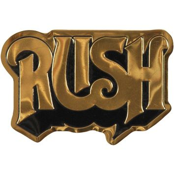 Rush Sticker