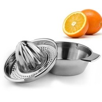 Hot Sale Kitchen Helper On Sale Hot Deal Easy Tools Stainless Steel Fruits Juice Squeezer [10250093900]